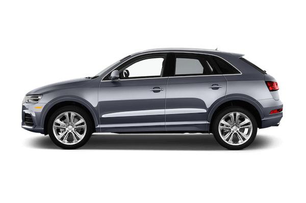 carte grise Audi Q3