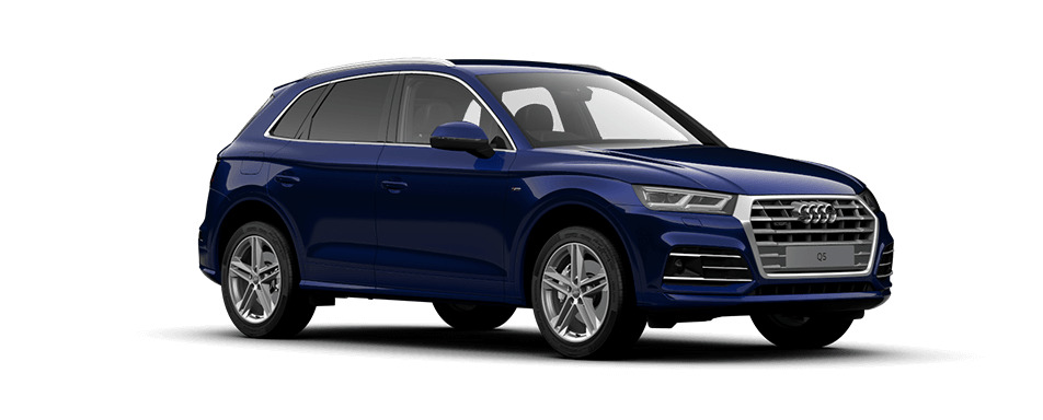 carte grise Audi Q5