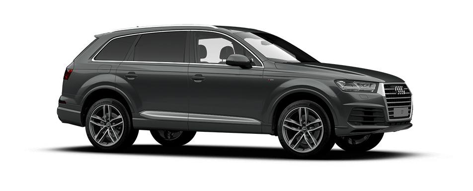 carte grise Audi Q7