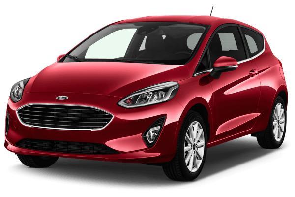carte grise des modèles Ford FIESTA