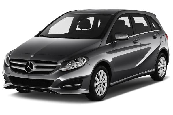 carte grise Mercedes CLASSE B