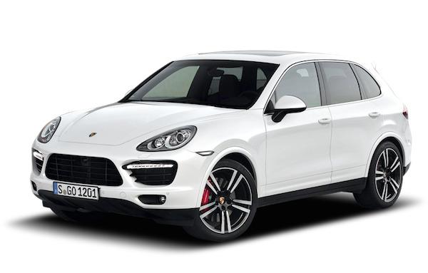 carte grise Porsche CAYENNE