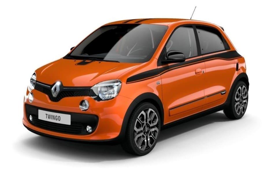 carte grise Renault TWINGO